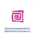Deutschen Gesellschaft für zahnärztliche Hypnose (DGZH) e.V.